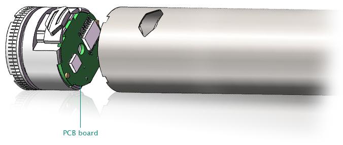 Электронная сигарета Eleaf iJust 2 (2600 mAh) в магазине vizitmarket.ru используемая микросхема